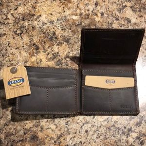 Fossil Wallet new with tag